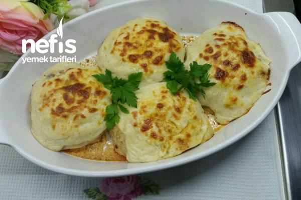 Yiyen Herkesten Tam Not Alan Tavuklu Sultan Kebabı Tarifi