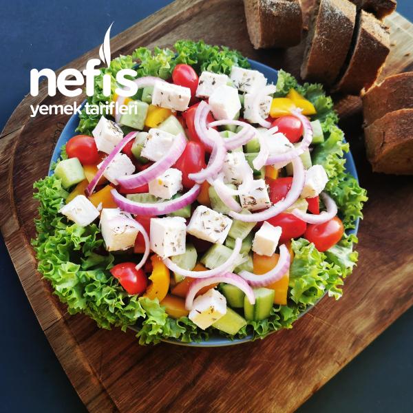 Yunan Salatası
