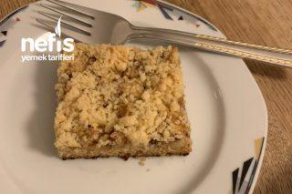 Apfelstreusel Kuchen/Elmalı Kek Tarifi