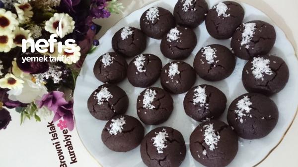 Çikolatalı Islak Kurabiye Browni