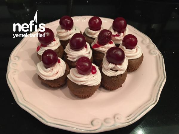 Lokmalık Cupcake