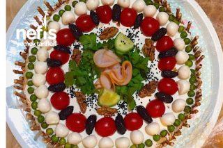 Mezeden Pasta Tarifi