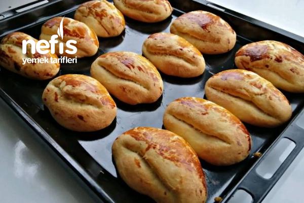 Pastane Poğaçası (Videolu) Tarifi