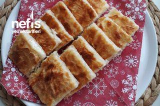 Peynirli Çökelekli Börek Tarifi