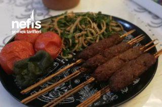 Acılı Adana Kebab Tarifi