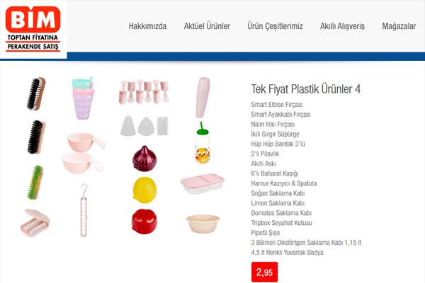 bim ürünleri