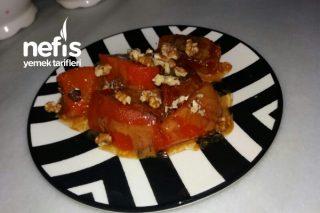 Fırın Torbasında Karamelize Kabak Tatlısı Tarifi