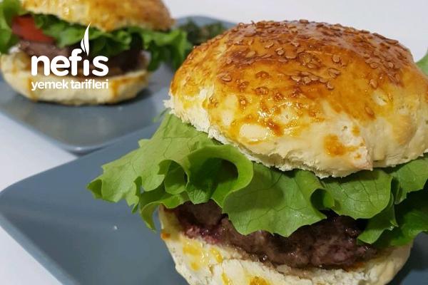 Glutensiz Hamburger Ekmeği Tarifi