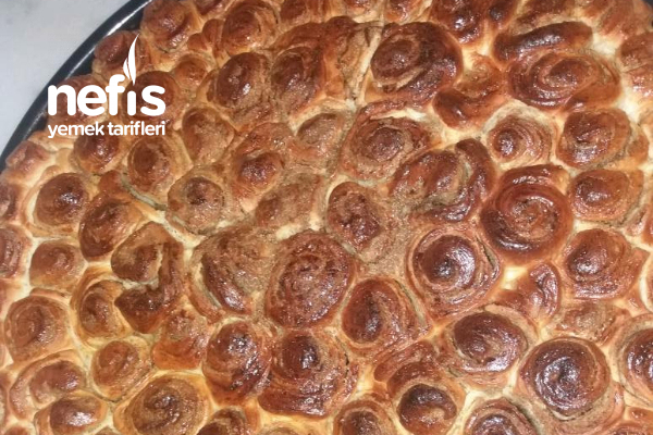 Haşhaşlı Çörek (Tadı Mükemmel) Tarifi