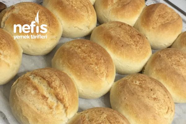 Küçük Ekmek (Brötchen) Tarifi