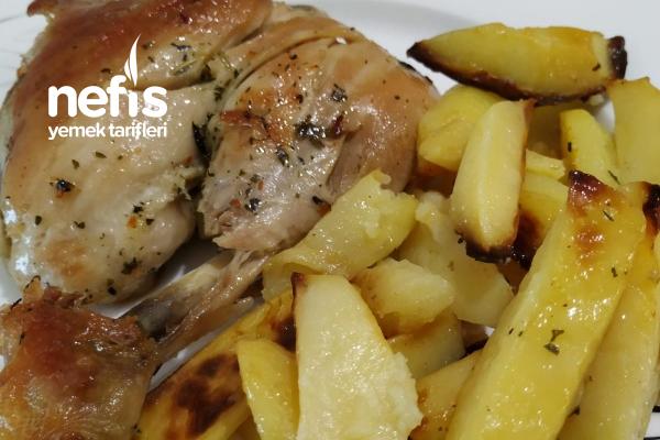 Tavuk But Patates Tarifi