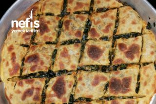 Tepside Ispanaklı Börek Tarifi