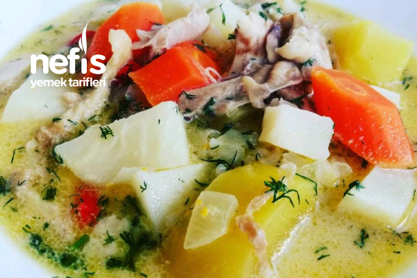 Avgolemono Greek Chicken Soup (Yunanistan Mutfağı) Tarifi