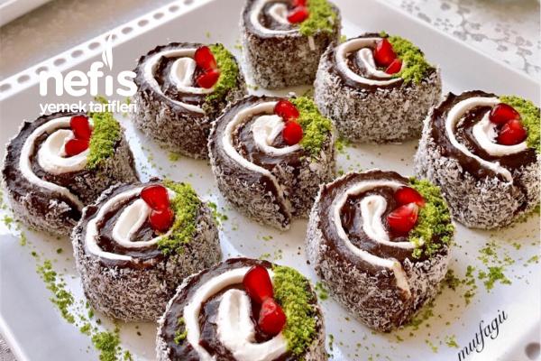 Çikolatalı Sarma Tarifi