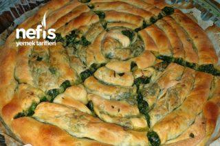 Çıtır Çıtır Boşnak Böreği Ispanaklı Ve Patatesli Tarifi