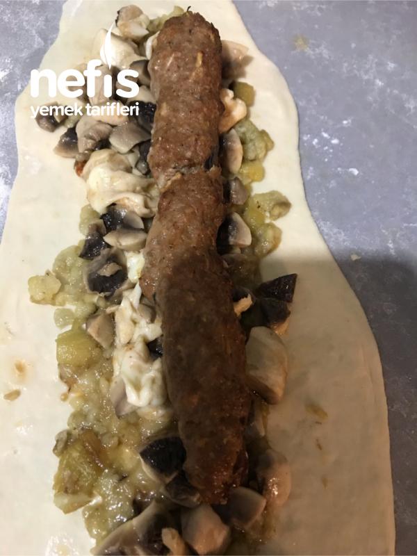 Muhteşem Tam Tarifli Beyti Kebabı