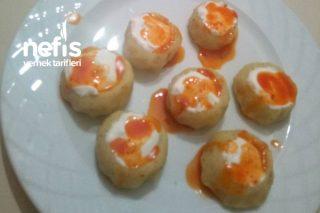 Pratik Patates Topları Tarifi
