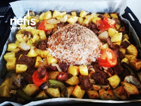 Çok Kolay Hazırlayabilceğiniz Fırında Sebzeli Et