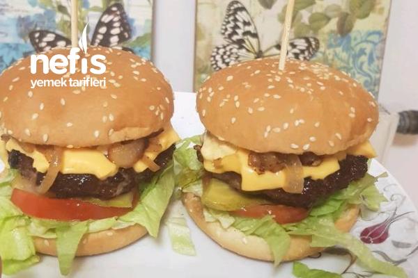 Hamburger (Bigmac) Tarifi