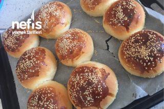 Hamburger Ekmeği (İnanılmaz Lezzetli) Tarifi