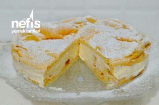 Meşhur Polonya Pastası; Karpatka (Tamamen Evdeki Malzemelerle) Tarifi