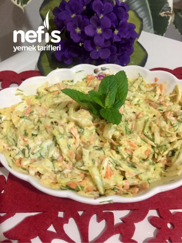 Orijinal Coleslaw Salatası