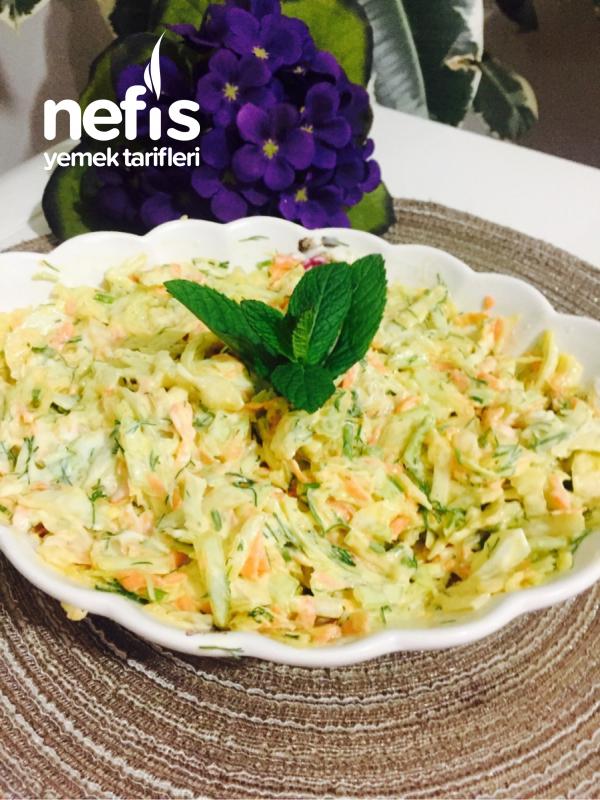 Orijinal Golleslaw Salatası