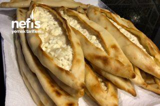 Peynirli Pide Tarifi