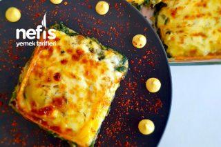 Ispanak Graten (Havuç, Patates ve Yumurtalı) Tarifi