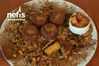 Kakaolu Balkabağı Muffinlerim Tarifi