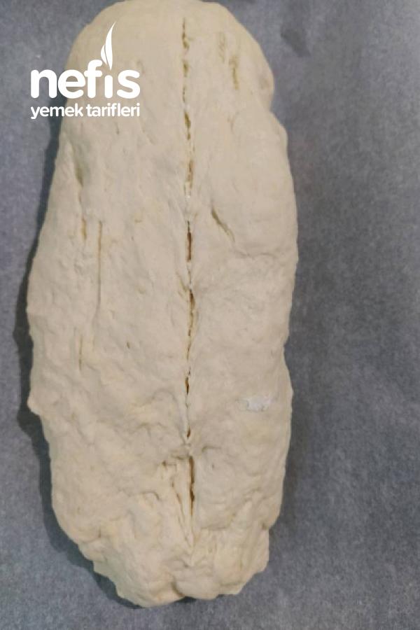 Mayasız Yumurtasız Beyaz Ekmek
