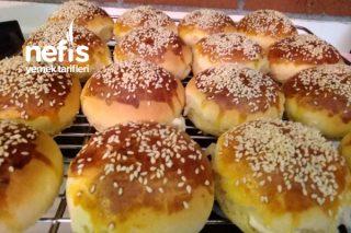 Puf Puf Poğaça Ve Acılı Ekmek (Aynı Hamurdan) Tarifi