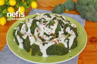 Yoğurtlu Brokoli Tarifi (videolu)