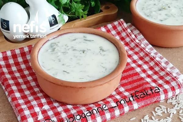 Dovga (Azerbaycan Mutfağı) Tarifi
