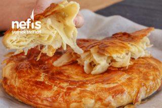 Saya Çöreği Tarifi (Mayasız Hamurdan, videolu)