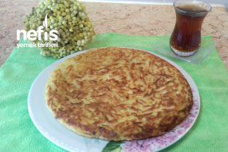 Tavada Patates Kızartma (Börek Tadında) Tarifi