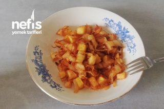 Kahvaltılarınızı Güzelleştirecek Patates Soğan Tarifi