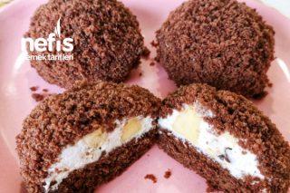 Mini Köstebek Pasta (Mutlaka Denemelisiniz) Tarifi