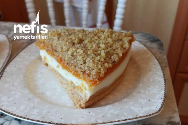 Muhteşem Balkabağı Pastası Tarifi