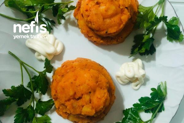 Salçalı Patates Ezmesi Tarifi