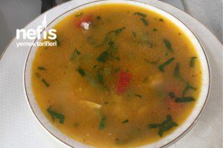Sebzeli Şehriyeli Tavuk Çorbası Şifa Deposu Tarifi