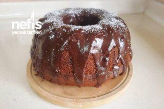 Çikolata Soslu Brownie Kek Tarifi