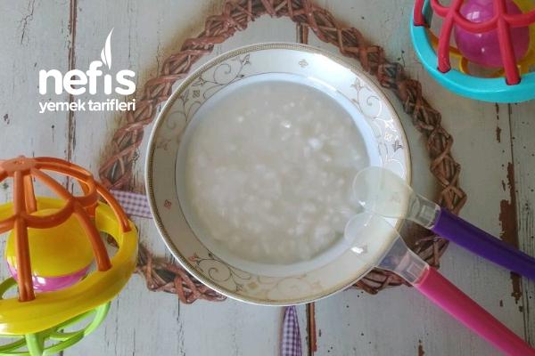 Şekersiz Bebek Sütlacı (Tam Tarif Harika) + 6 Ay Tarifi