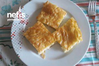 Su Böreği Altın Sarısı Lezzetine Doyulmaz Tarif Tarifi