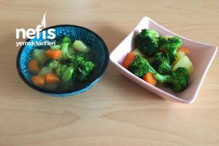 20 Dakikada Zayıflatan Brokoli Yemeği (Çorba Olarak Da Tüketilebilir) Tarifi