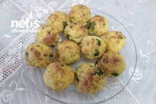 Fırında Patates Köftesi Tarifi