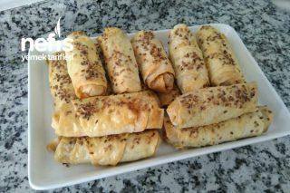 Patlıcanlı Enfes Börek Tarifi
