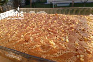 Tahinli Kek (Tadına Doyamayacaksınız) Tarifi