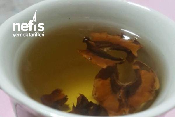 Ceviz Perdesi Çayı ( Balgam Ve Öksürük İçin) Tarifi