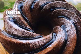 Çikolata Soslu Yumuşacık Kek Tarifi